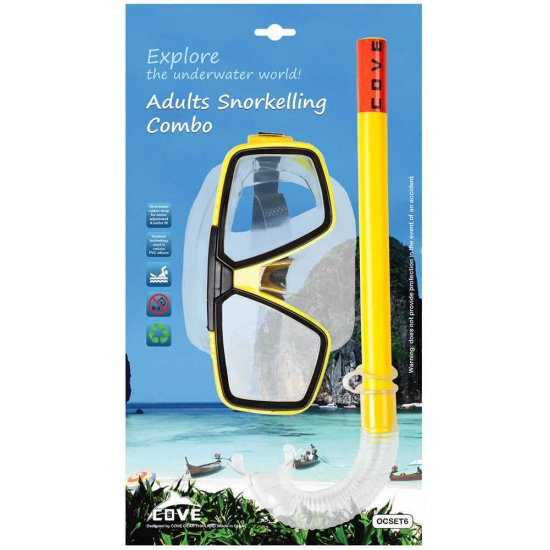 Cove Adults Explore Snorkeling Set