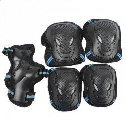 Junior Safety Set (knee/elbow/wrist) อุปกรณ์ป้องกัน สเก็ตบอร์ด