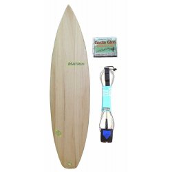 "Matrix 6'1"" Surfboard 'The One'"