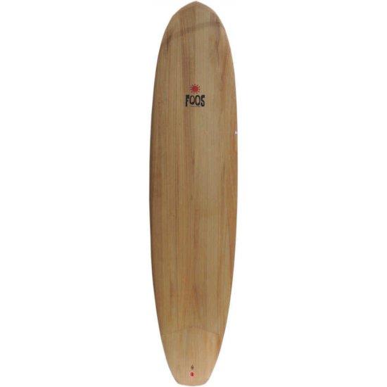 """Foos 7'2"""" Surfboard 'Fontana'"""