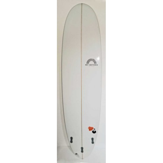 Hot Buttered Funboard Pinlines - 7'2