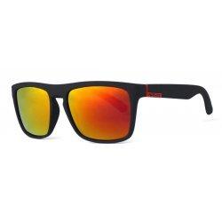 Kdeam Polarized Sunglasses (red) (แว่นตากันแดด)