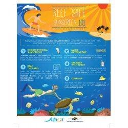 ReReef Reef-safe sunscreen SPF50-89ml (ครีมกันแดด ป้องกันแมงกระพรุน )