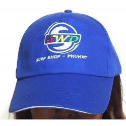Saltwater Dreaming Cap-Blue