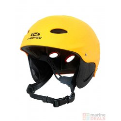Aropeec Water Sports Helmet Yellow (หมวกกันน็อคสำหรับกีฬาทางน้ำ)