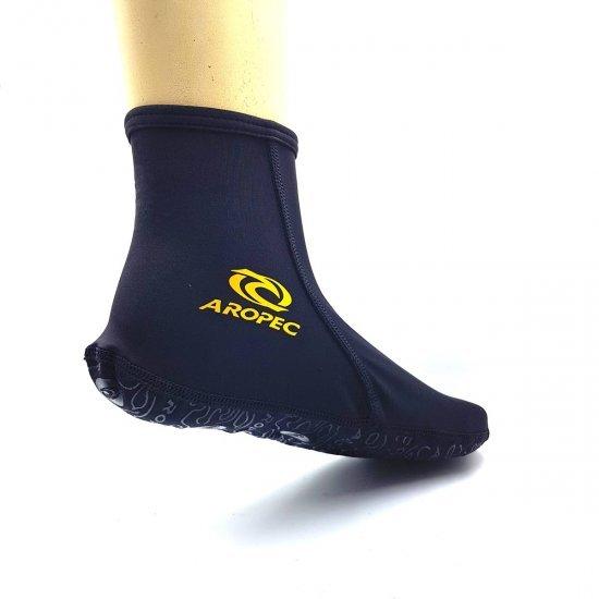 Aropec Lycra Fin Sock (ถุงเท้าดำน้ำมีครีบ)
