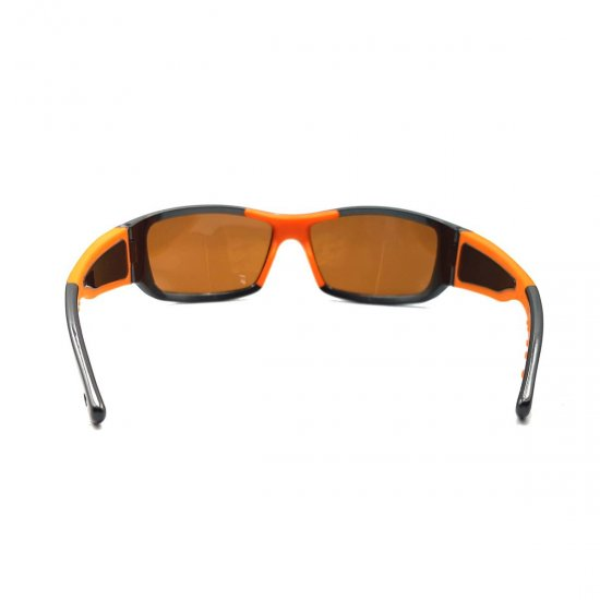 Aropec Floating Sunglasses-Orange/Grey