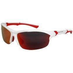 Aropec Polarised Sports Sunglasses-White/Red