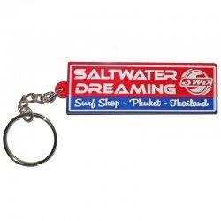 Saltwater Dreaming Key Ring