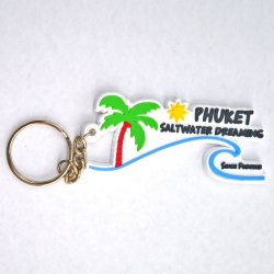 Saltwater Dreaming Key Ring-Since Forever
