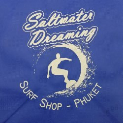 Saltwater Dreaming Beach/Shopping Tote Bag