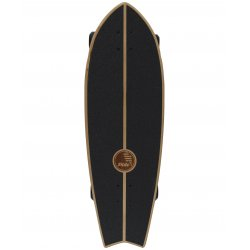 "Slide SurfSkate Board - 32"" Fish Marrajo Complete"
