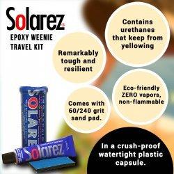 Solarez Epoxy Weenie Travel Ding Repair Kit 0.5 oz