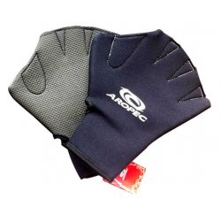 Aropec Watersports Swimming Glove-Black
