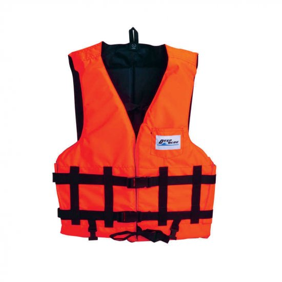 Deep Blue Life Jacket Vest