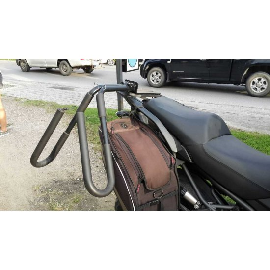 Moped/Scooter Surfboard Rack
