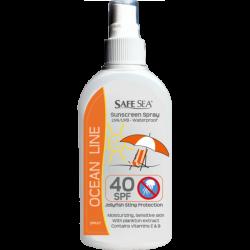 Safe Sea SPF40 Spray-Jelly Fish Protection 100ml