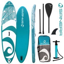 Spinera Inflatable Stand Up Paddleboard Let's Paddle 10'4""