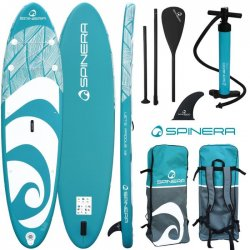 Spinera Inflatable Stand Up Paddleboard Let's Paddle 11'2""