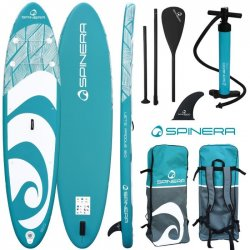 Spinera Inflatable Stand Up Paddleboard Let's Paddle 12'0""