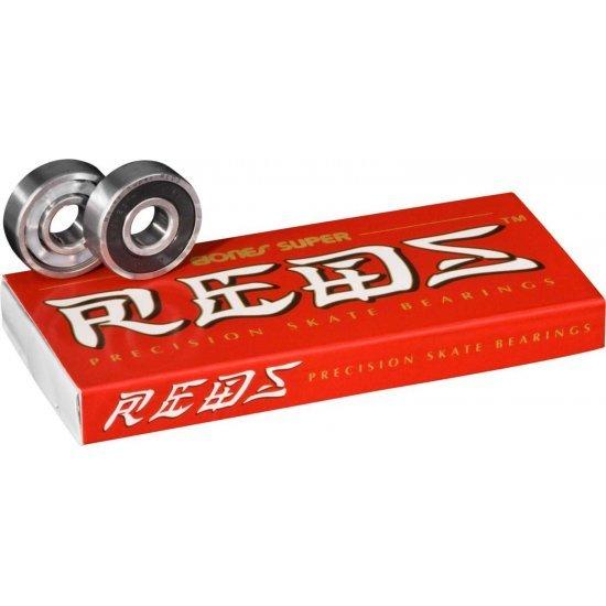 Bones Super REDS® Bearings (ลูกปืนล้อสเก็ตบอร์ด)