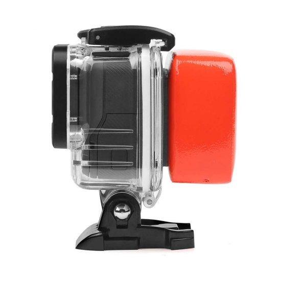 Action Camera Floaty Back Door