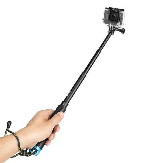 Action Camera Extendable Monopod Pole 38cm