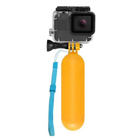 Action Camera Floating Bobble Hand Grip