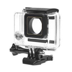 Action Camera Replacement Housing 30M Waterproof for GoPro Hero 4/ 3+ Black Silver Action Cameras