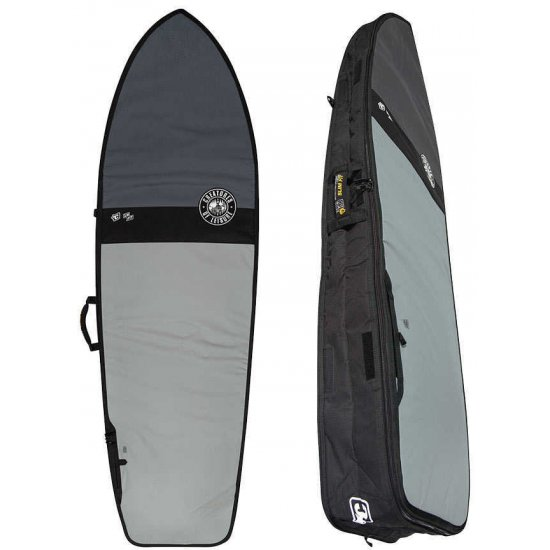 "Creatures of Leisure 5'10"" Retro/Fish Double Surfboard Bag"