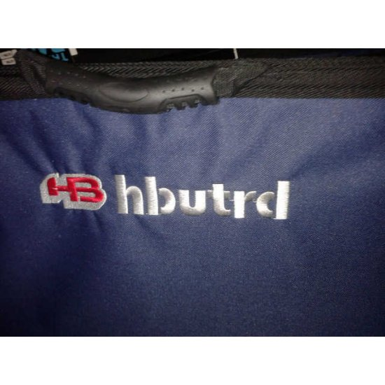 """Hot Buttered 6'2"""" Surfboard Bag"""