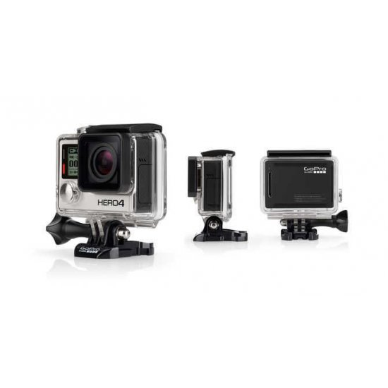 GoPro Hero 4 Camera - Black