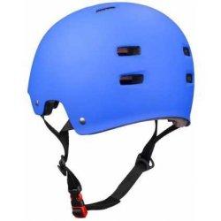 Bullet Deluxe Skateboard Helmet - Matte Blue (หมวกกันน็อค Sport)