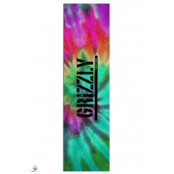 Grizzly Grip Tape Stamp Reverse Tie Dye (แผ่นกริ๊ปเทปหรือกระดาษทราย)