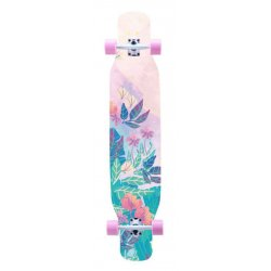 Dancing Longboard 8 Ply Maple Deck 46""