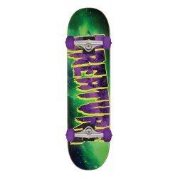Creature Galaxy Logo Mid Skateboard Complete 7.80 x 31.00