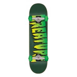 Creature Logo Full Skateboard Complete 8.00in x 31.25in