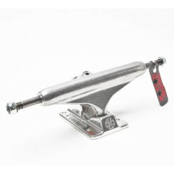 Independent 139 Forged Hollow Silver Skateboard Trucks-Set of 2