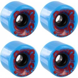 OJ Wheels Super Juice Blue Skateboard Wheels - 60mm 78a