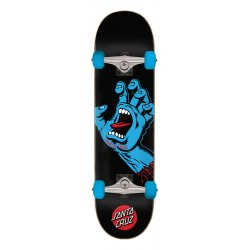 Santa Cruz Screaming Hand Full Skateboard Complete 8.00in x 31.25in