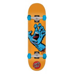 Santa Cruz Screaming Hand Mid Skateboard Complete 7.8in x 31in