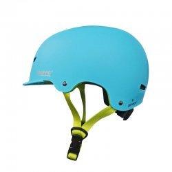 Pro Pro Deluxe Skateboard Helmet-Blue (หมวกกันน็อค Skateboard)