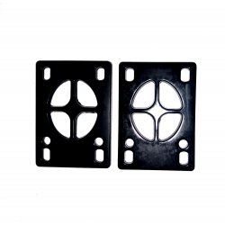 Beast Skateboard PU Riser Pads 3mm (set of 2)