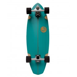 "Slide SurfSkate Board - 32"" Diamond Belharra Complete"
