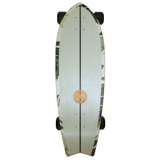 """Slide SurfSkate Board - 32"""" Fish Pavones Complete"""