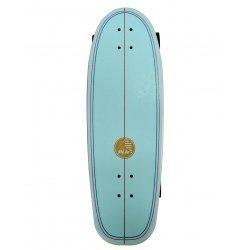 "Slide SurfSkate Board - 31"" Gussie Amuitz Complete"