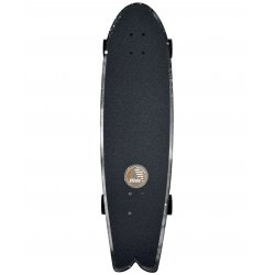 "Slide SurfSkate Board - 35"" Neme Pro Model Spacial Complete"