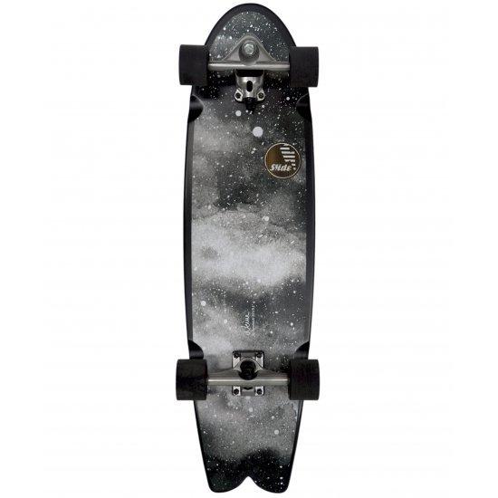 "Slide SurfSkate Board - 35"" Neme Pro Model Spacial Complete"