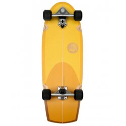"Slide SurfSkate Board - 30""  Quad Sunset Complete"
