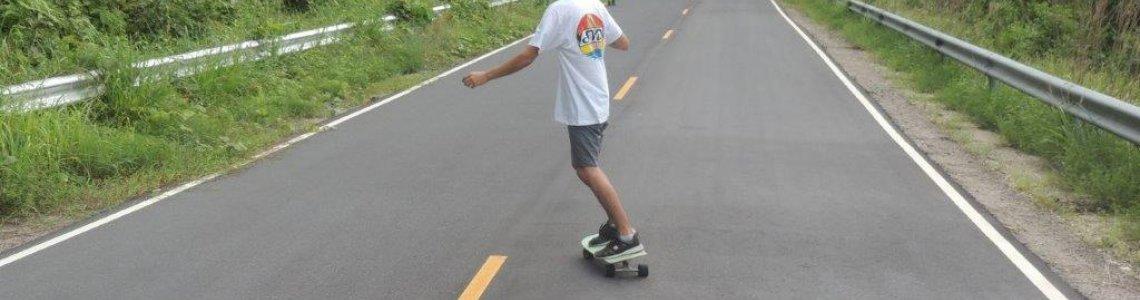 Skateboards and Surfskates for Rent